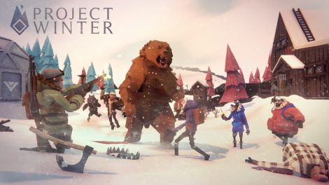 Project Winter kommt als Early Access auf Steam