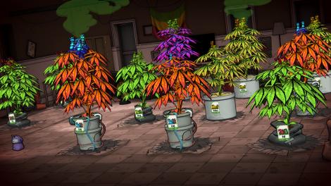 Weedcraft Inc im Test (PC): Vom Studenten zum Drogenbaron