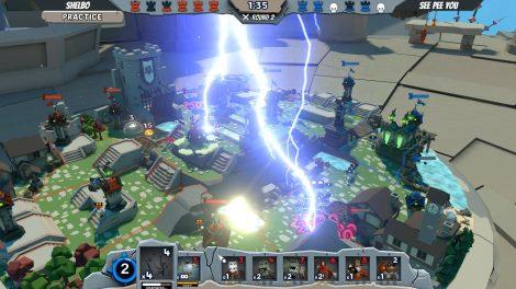 Tabletop Gods bringt göttliche Kriege für die VR