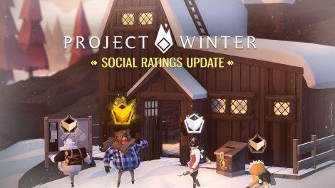 Project Winter: Social-Update lässt euch Spieler bewerten