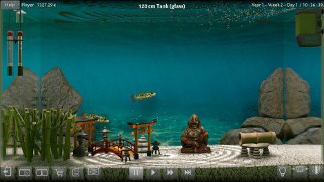 Aquarium-Simulator Biotope startet im Juli in den Early Access