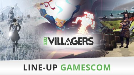 Gamescom 2019: Dear Villagers gibt Messe-Line-up bekannt
