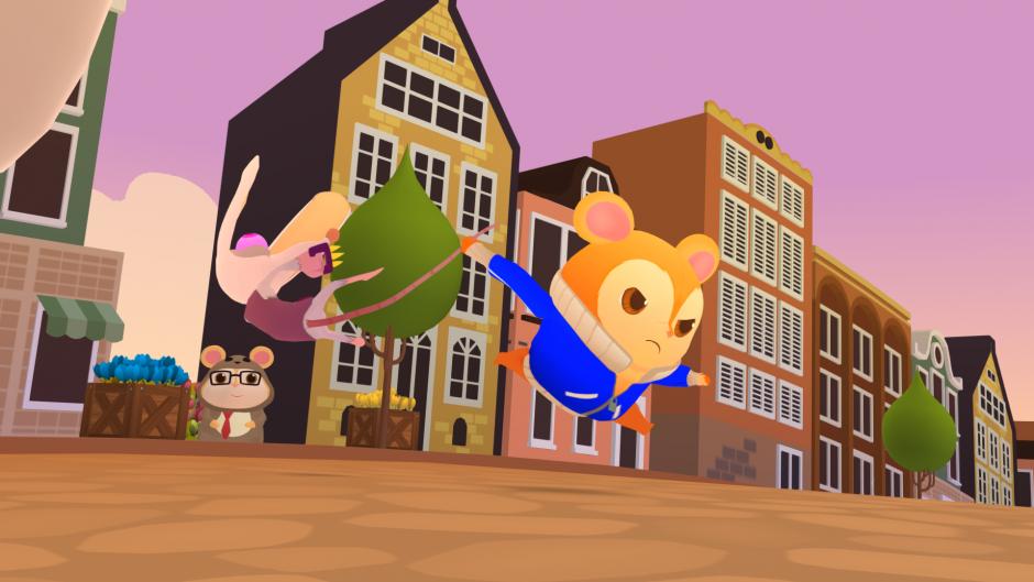 Hamster-Prügler Hamsterdam erscheint am 1. August