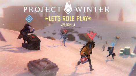 Project Winter: Neuer Modus mit Rollenspiel-Elementen vorgestellt