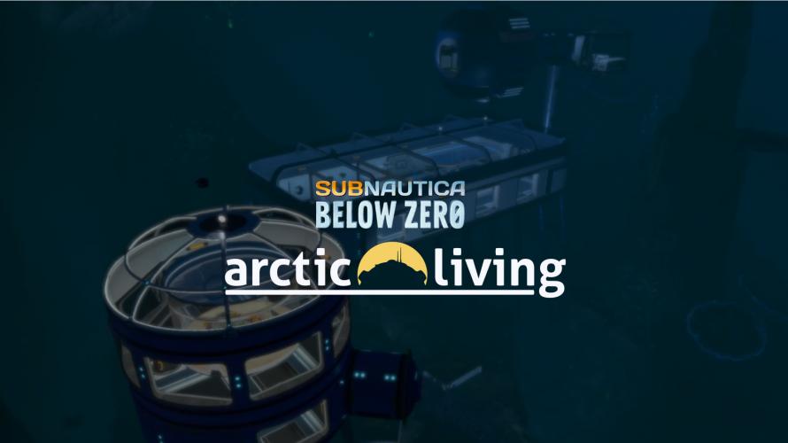 "Subnautica: Below Zero – ""Arctic-Living-Update"" macht eure Station wohnlich"