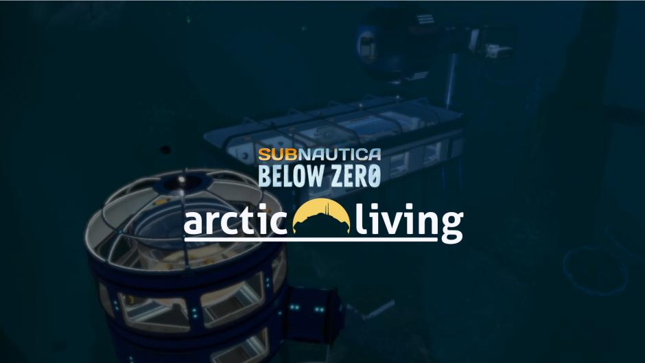 "Subnautica: Below Zero - ""Arctic-Living-Update"" macht eure Station wohnlich"