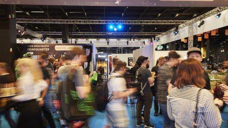 """Indie Arena Booth gewinnt Gamescom Award für """"Best Booth"""" 2019"""
