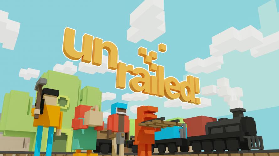 Unrailed! ist bis zum 25. Januar 2021 gratis spielbar