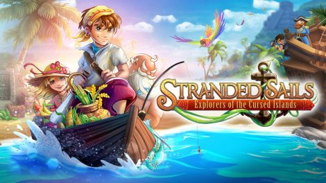 Stranded Sails: Explorers of the Cursed Islands im Test (Switch): Harvest Moon am Sandstrand!