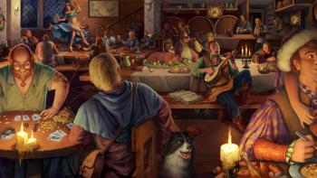 Crossroads Inn macht euch ab dem 23. Oktober zum Tavernenwirt