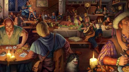 Crossroads Inn im Test (PC): Neuer Tavernenbesitzer gesucht