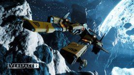 Everspace 2 beginnt mit Kickstarter-Kampagne