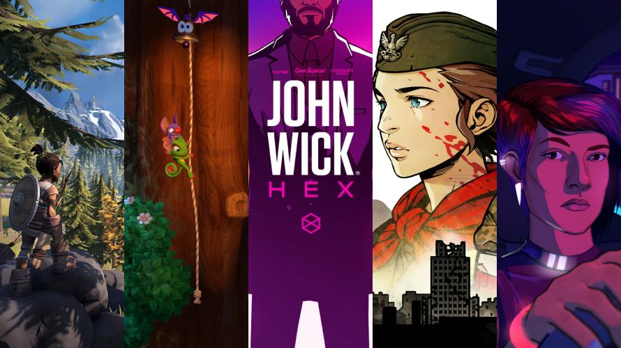 Das sind die Top 5 Indie-Highlights im Oktober 2019