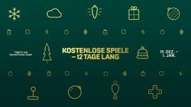 Gratis-Spiele zur Weihnachtszeit: Epic Store verschenkt Indie Games