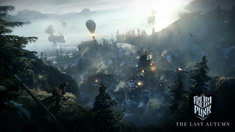 "Frostpunk DLC ""The Last Autumn"" erscheint im Januar 2020"