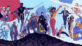 Indie-Publisher Blowfish Studios und Valiant Comics gehen Partnerschaft ein
