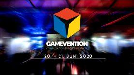 Gamevention 2020 bestätigt: Zweite Ausgabe kommt im Juni