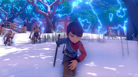 Ary and the Secret of Seasons: Neuer Trailer zeigt Jahreszeiten-Feature