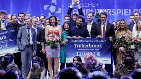 Deutscher Computerspielpreis: Das sind die Nominierten