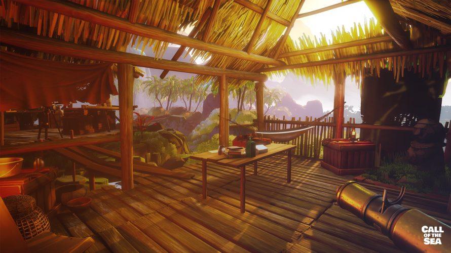 Neues Indie Game: Call of the Sea wird mit Trailer vorgestellt