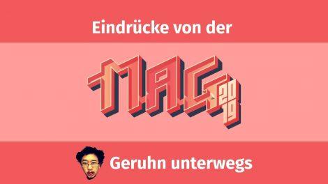 Unsere Highlights der MAG Erfurt 2019 im Video