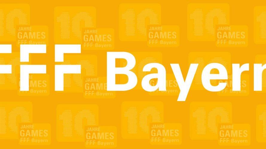 FFF Bayern: Letzte Förderrunde in 2020 unterstützt fünf Studios mit 200.000 Euro