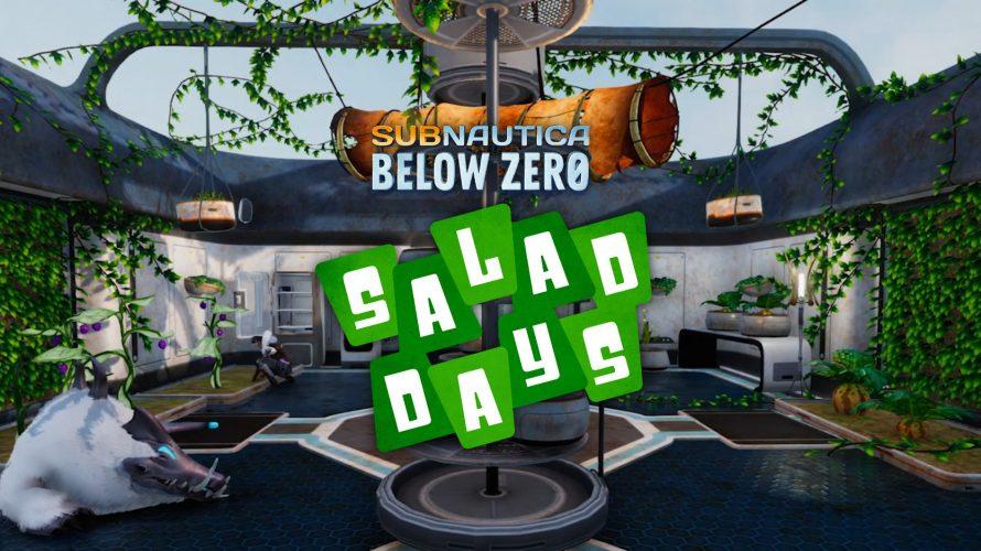 """Subnautica: Below Zero – Neues Update """"Salad Days"""" macht euch zum veganen Farmer"""
