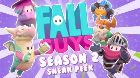 Fall Guys: Sneak Peak zu Season 2 veröffentlicht