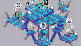 Indie Arena Booth: So sehen die Stände der Hamburger Games aus