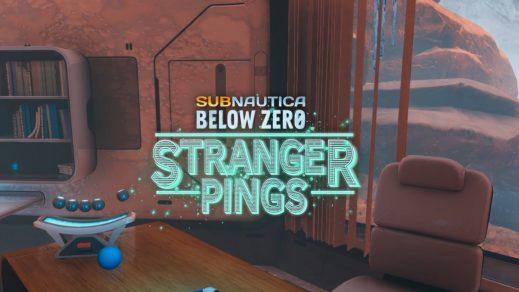 Subnautica: Below Zero - Stranger-Pings-Update veröffentlicht