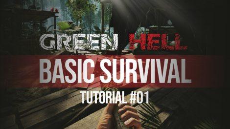 Green Hell: Offizielle Tutorial-Serie hilft neuen Spielern beim Einstieg