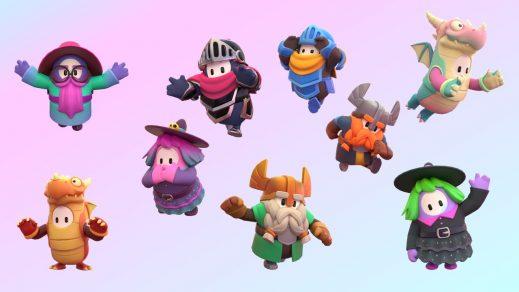 Fall Guys - Season 2: Das sind die neuen Kostüme