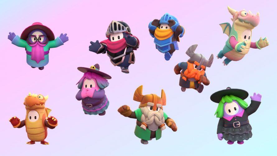 Fall Guys – Season 2: Das sind die neuen Kostüme