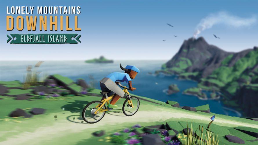 Lonely Mountains: Downhill – Trailer kündigt DLC mit neuen Strecken an