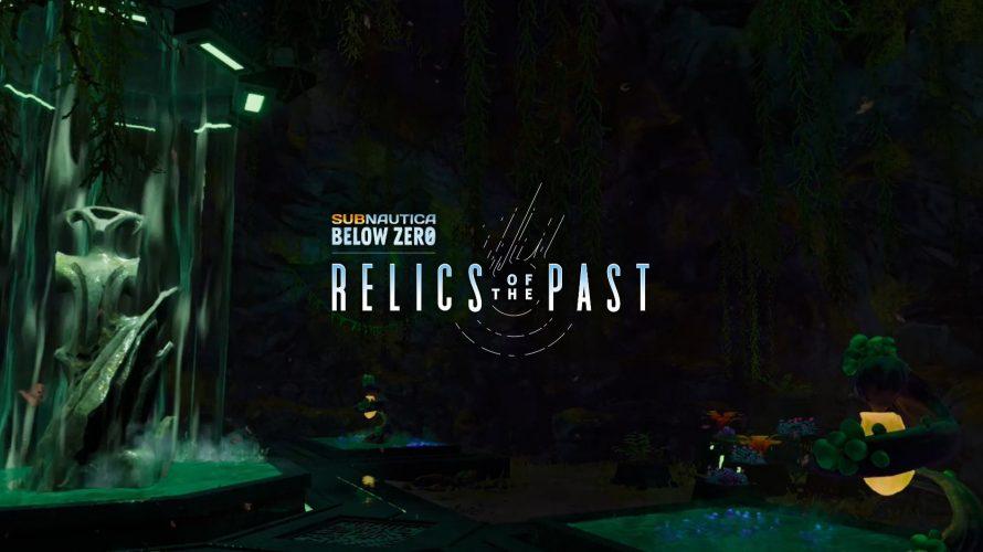 """Subnautica: Below Zero – Zehntes Major-Update """"Relics of the Past"""" veröffentlicht"""