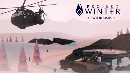 "Project Winter: ""Back to Basics""-Update veröffentlicht"