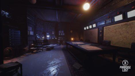 Paradise Lost: Neuer Gameplay-Trailer zeigt verlassenen Nazi-Bunker