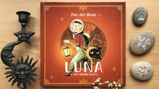 Kickstarter: LUNA The Shadow Dust: The Art Book ist finanziert