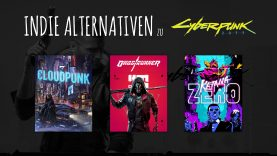 Cyberpunk 2077: Drei Top Indie Games als Alternative