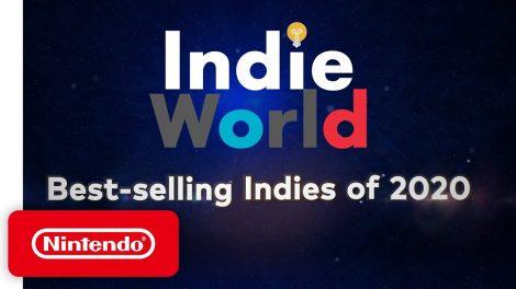 Nintendo Switch: Das waren die 20 meistverkauften Indie Games 2020