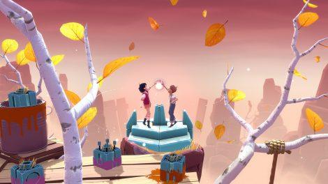 The Gardens Between im Test (Xbox Series X): Auf eine entspannte Reise mit der Zeit