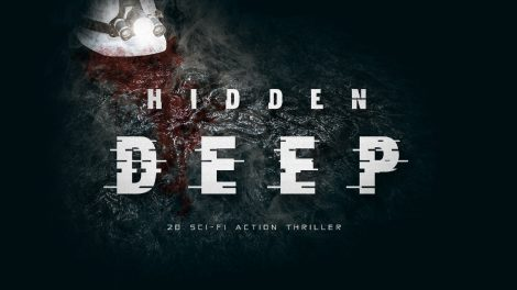 Daedalic Entertainment kündigt düsteren Sci-Fi-Thriller Hidden Deep an