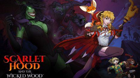 Scarlet Hood and the Wicked Wood auf April 2021 verschoben