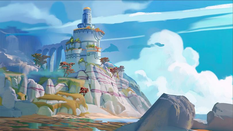 Bundes-Gamesförderung: BMVI fördert neues Rollenspiel von King Art Games
