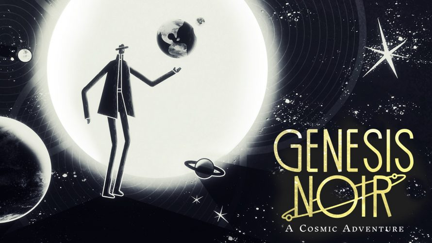Genesis Noir im Test (Switch): Eine musikalische Reise zum Urknall