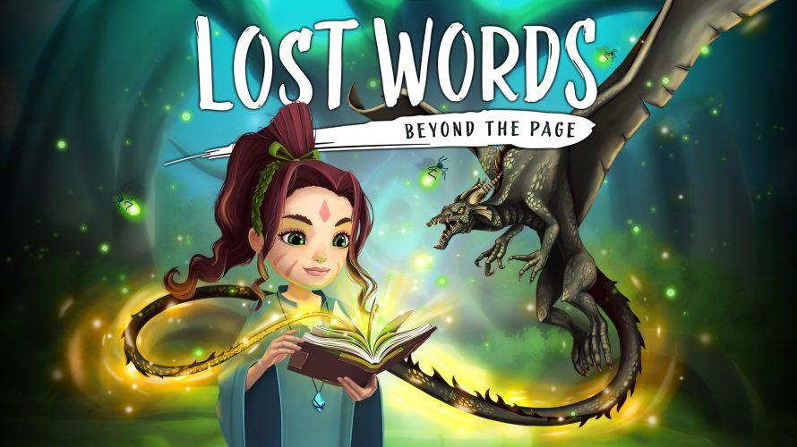 Lost Words – Beyond the Page im Test (Switch): Emotionale Reise in die Gedanken eines Kindes