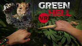Green Hell VR: Release für 2022 angekündigt